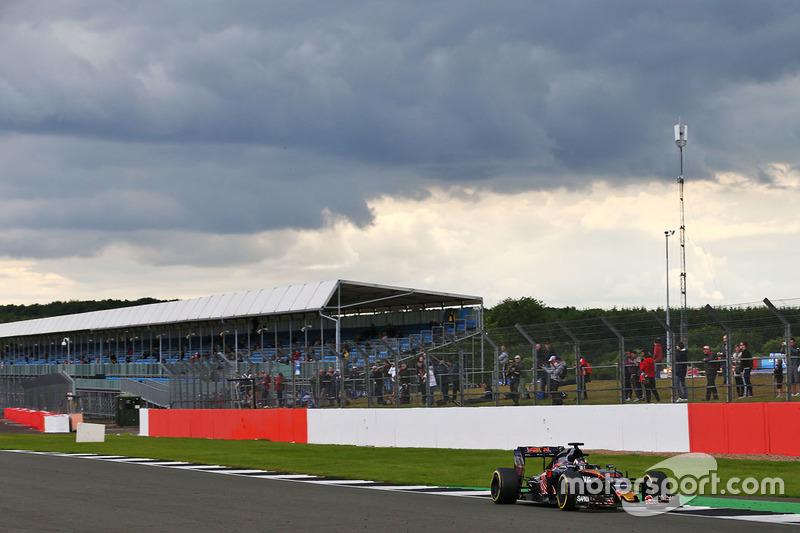 Sergio Sette Camara, Scuderia Toro Rosso STR11 Test Driver
