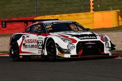 #22 Nissan GT Academy Team RJN Nissan GT-R Nismo GT3