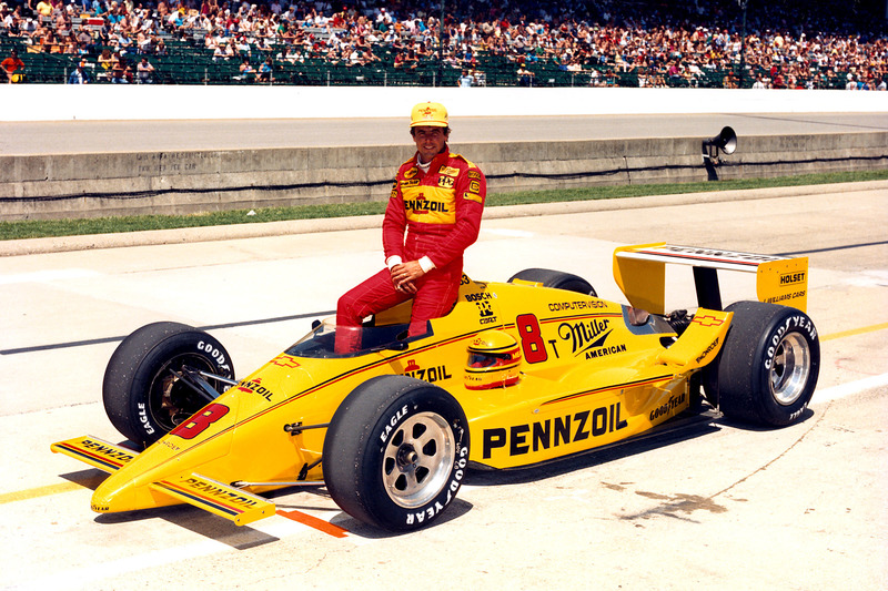 1988: Rick Mears