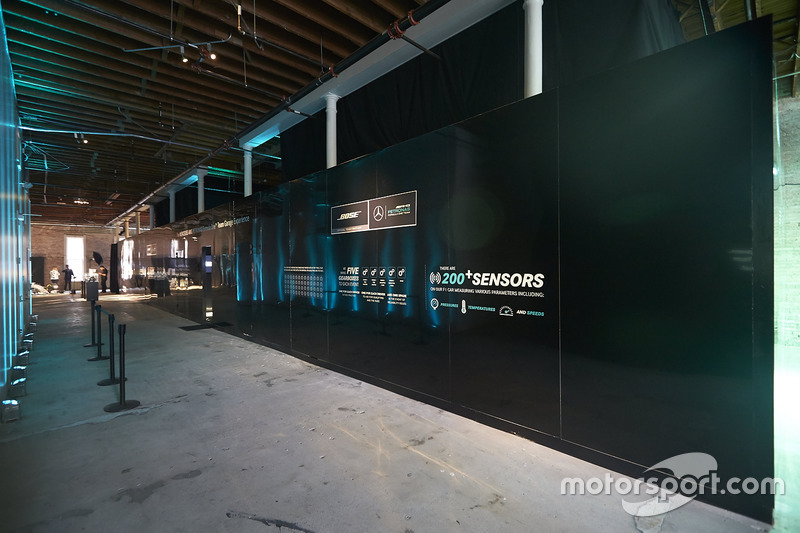 Bose F1 Garage Experience