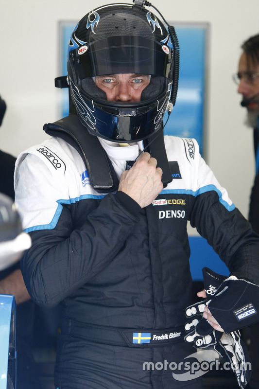 Fredrik Ekblom, Polestar Cyan Racing
