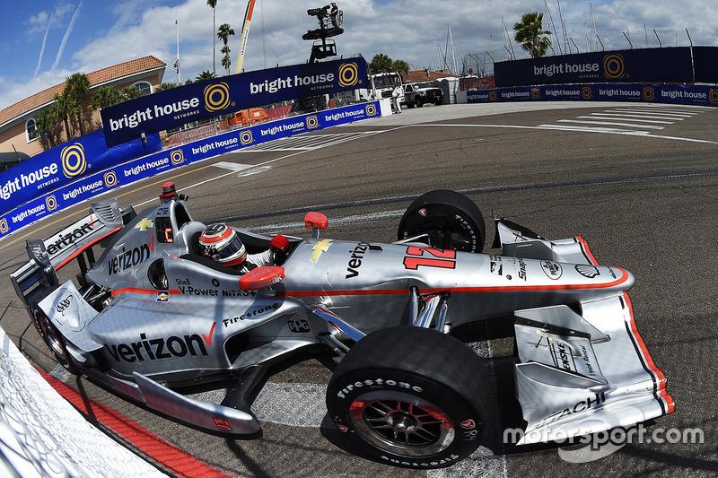#12 Will Power (Penske-Chevrolet)