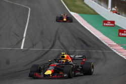 Max Verstappen, Red Bull Racing RB14, Daniel Ricciardo, Red Bull Racing RB14