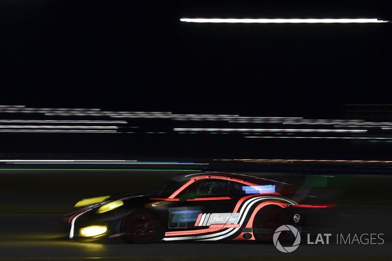 48.- #73 Park Place Motorsports Porsche GT3 R: Patrick Lindsey, Jörg Bergmeister, Tim Pappas