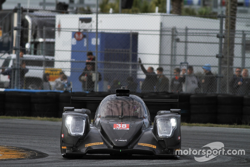 20º #38 Performance Tech Motorsports ORECA: Pato O'Ward (LMP2)
