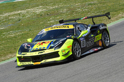 Erich Prinoth, Ineco - MP Racing