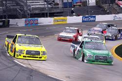 Ben Rhodes, ThorSport Racing, Ford F-150, Matt Crafton, ThorSport Racing, Ford F-150 Ideal Door/Menards
