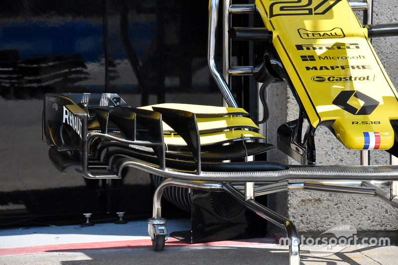 Renault Sport F1 Team RS 18
