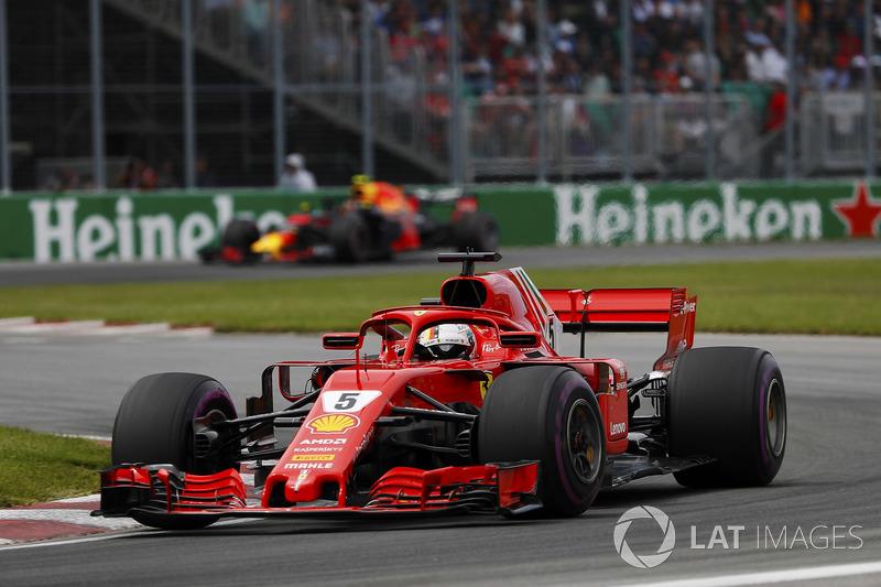 Vettel'den tur rekoru