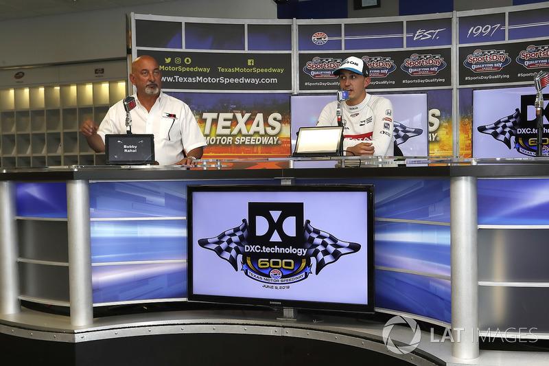 Bobby and Graham Rahal, Rahal Letterman Lanigan Racing Honda announce renewal of contract for 5 years
