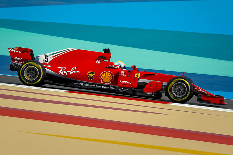 The Ferrari SF71H reimagined without halo