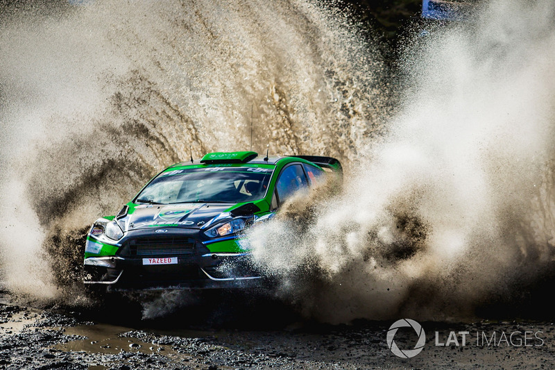 3. Yazeed Al Rajhi, Michael Orr, Yazeed Racing Ford Fiesta RS WRC