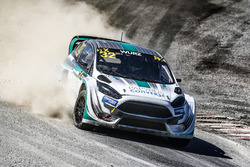 Алекс Вурц, MJP Racing Team Austria Ford Fiesta