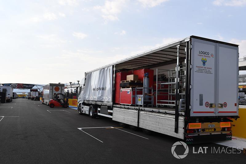 Francia Nagydíj - F1 2018