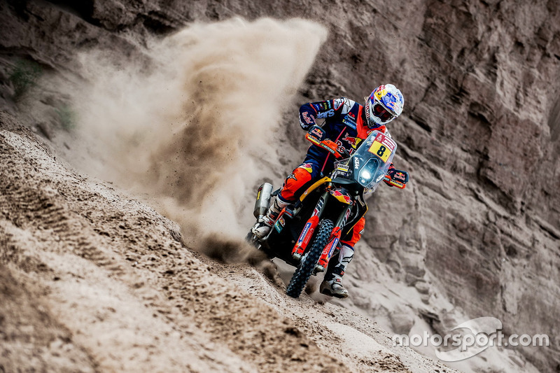 Тоби Прайс, KTM Factory Racing Team, KTM 450 Rally