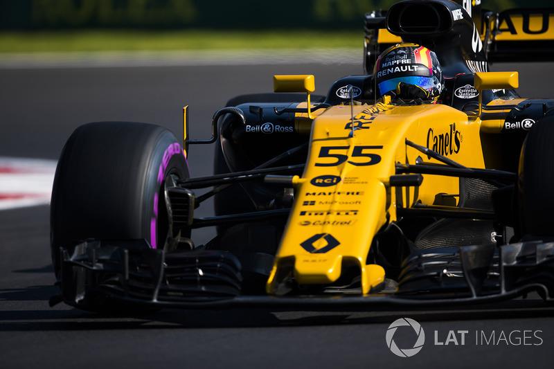 8. Carlos Sainz Jr., Renault Sport F1 Team RS17