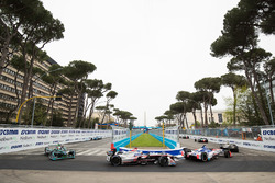 Nick Heidfeld, Mahindra Racing, Maro Engel, Venturi Formula E Team, Nelson Piquet Jr., Jaguar Racing