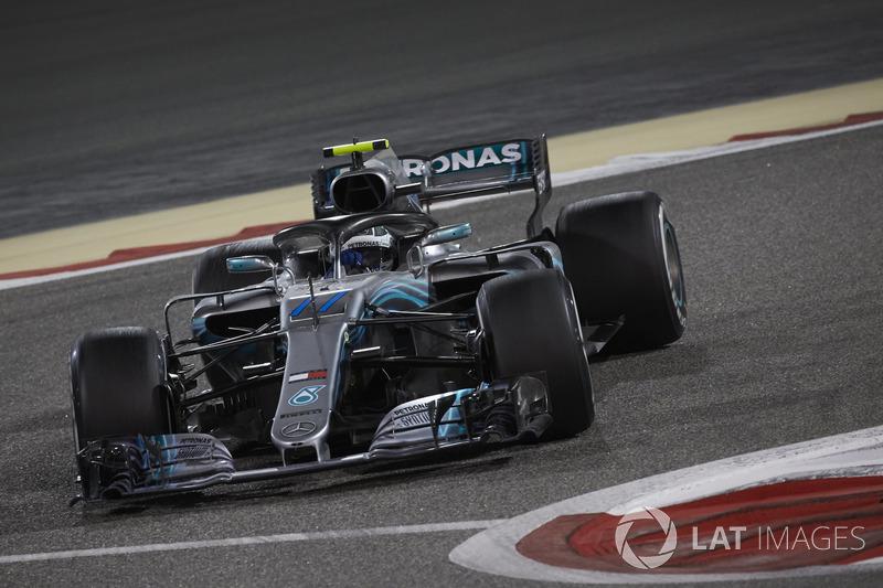 5 місце — Валттері Боттас, Mercedes
