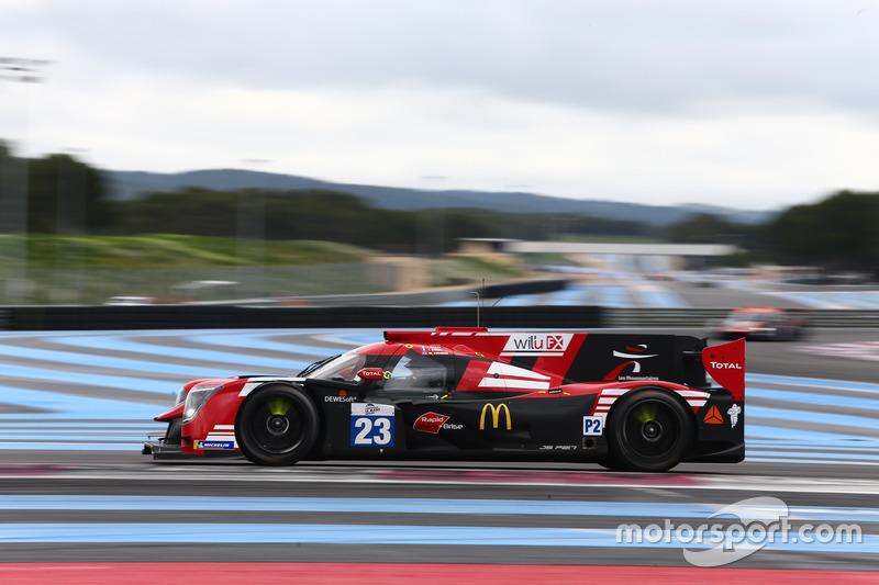 (LMP2) #23 Panis Barthez Competition, Ligier JSP217 - Gibson: Timothé Buret, Nathanael Berthon