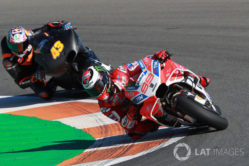 Хорхе Лоренсо, Ducati Team, Джек Миллер, Pramac Racing