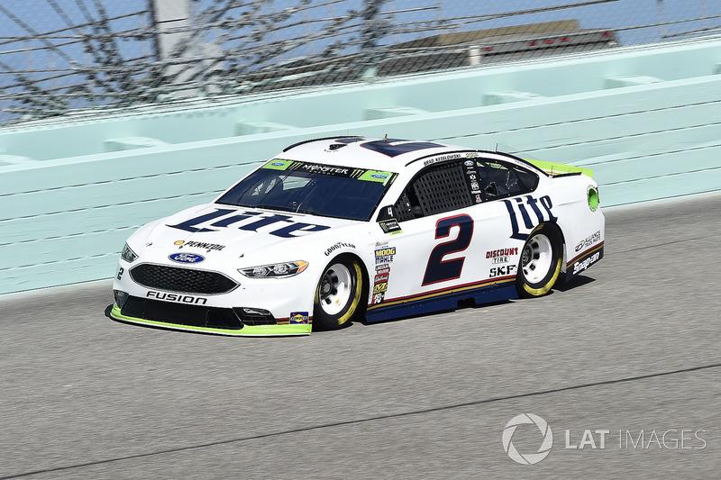 Brad Keselowski (Penske-Ford): Vierter mit P7 im Rennen