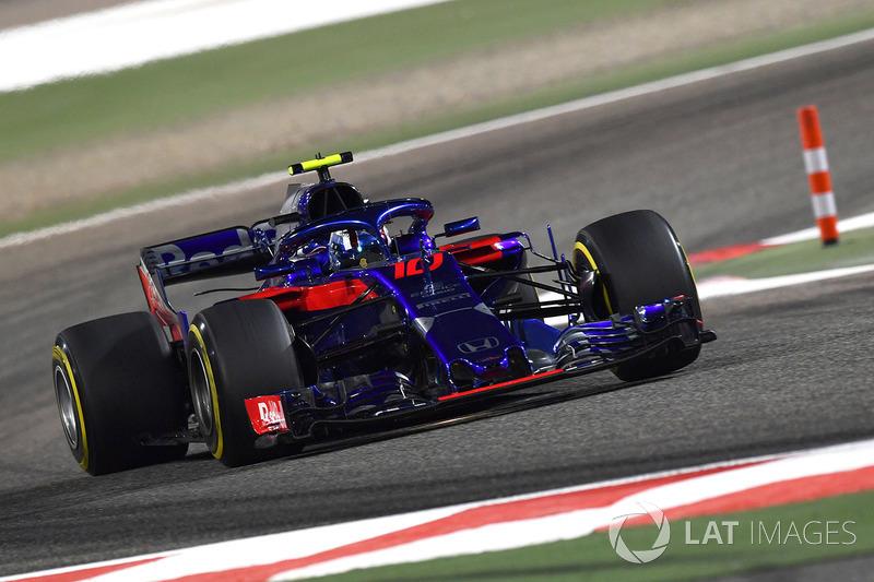 5. Pierre Gasly, Scuderia Toro Rosso STR13