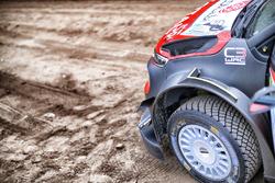 Citroën World Rally Team detail