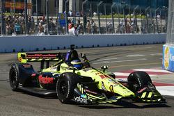 Yarış galibi Sébastien Bourdais, Dale Coyne Racing with Vasser-Sullivan Honda