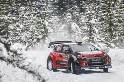 Mads Osberg, Torstein Eriksen, Citroën C3 WRC, Citroën World Rally Team