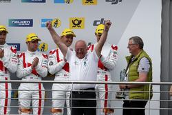 Podyum: Wolfgang Land, team principal Audi Sport Team Land  Motorsport