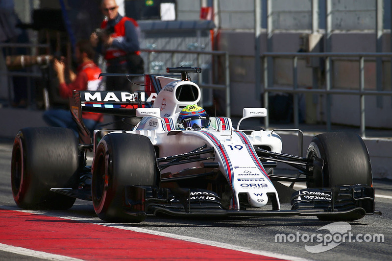 10º Felipe Massa, Williams FW40, 1:22.076, blandos, (150 vueltas)