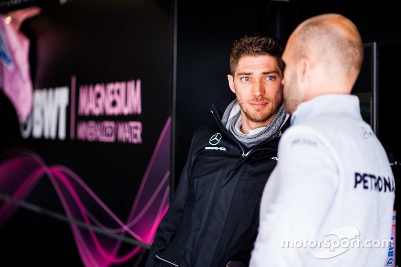 Эдоардо Мортара, Mercedes-AMG DTM Team HWA