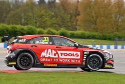 Adam Morgan, Ciceley Motorsport, Mercedes Benz A-Class