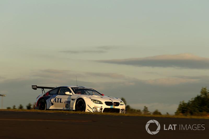 3. #43 BMW Team Schnitzer, BMW M6 GT3