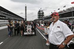 Oriol Servia, Rahal Letterman Lanigan Racing Honda, Bobby Rahal, Rahal Letterman Lanigan Racing co-owner