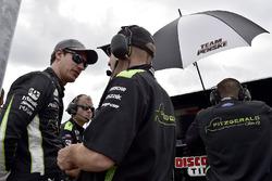 Joey Logano, Team Penske Ford and Greg Erwin