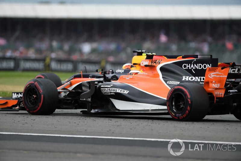 11e Stoffel Vandoorne, McLaren