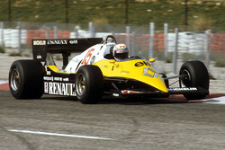 Alain Prost, Renault RE40
