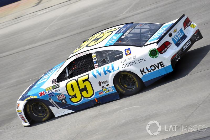 Michael McDowell, Leavine Family Racing, Chevrolet