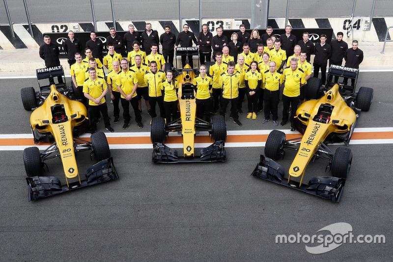 Renault Sport Racing team