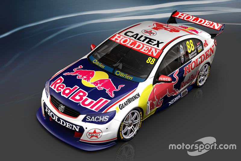 Triple Eight – Red Bull Holden Racing Team