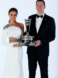 NASCAR Camping World Truck Series Team Owner Champions Samantha and Kyle Busch, Kyle Busch Motorsports