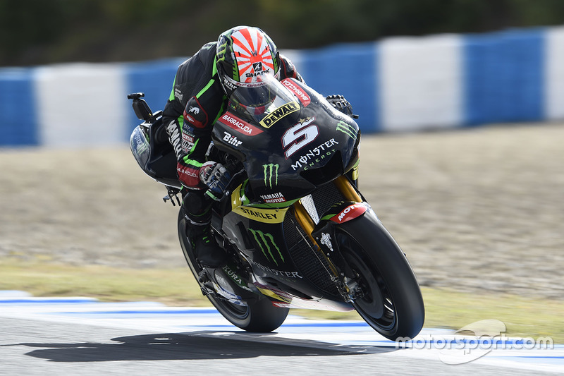 johann zarco monster yamaha tech 3 gp d 39 espagne photos motogp. Black Bedroom Furniture Sets. Home Design Ideas