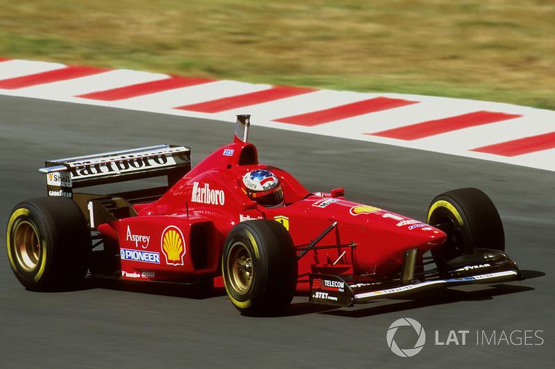 1996 Hungarian GP, Ferrari F310