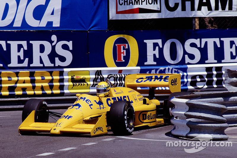 6 victorias en GP de Mónaco