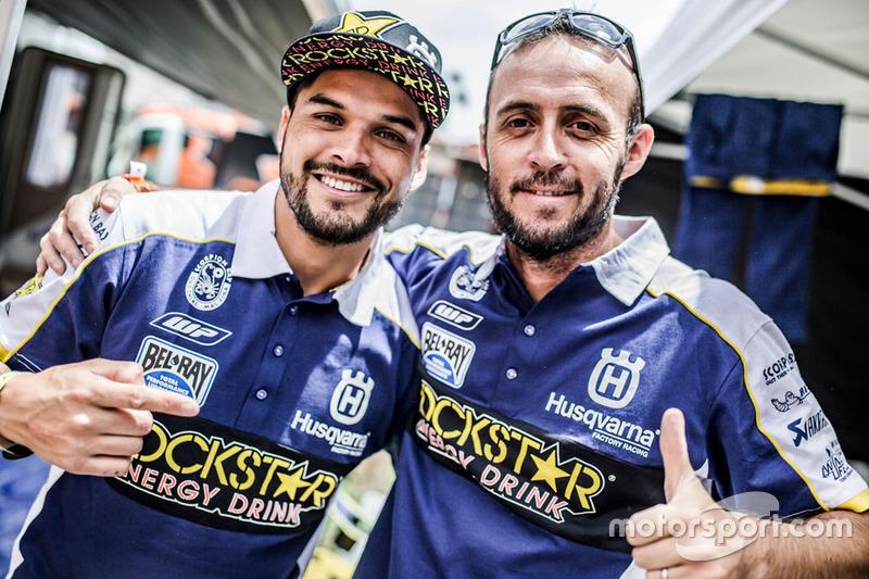 #3 Husqvarna Factory Racing: Pablo Quintanilla