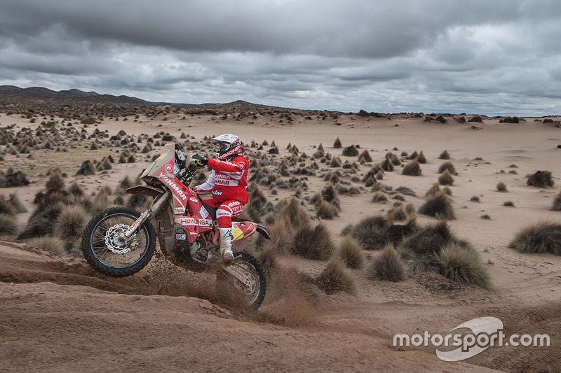 #8 Himoinsa Racing Team, KTM: Gerard Farrés