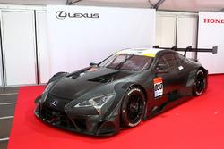 2017 GT500 Lexus LC 500
