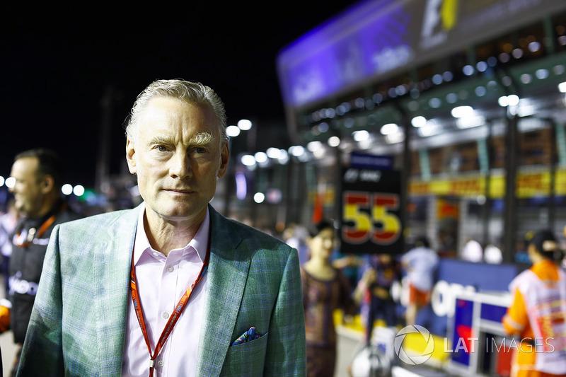 Sean Bratches, Formel-1-Marketingchef