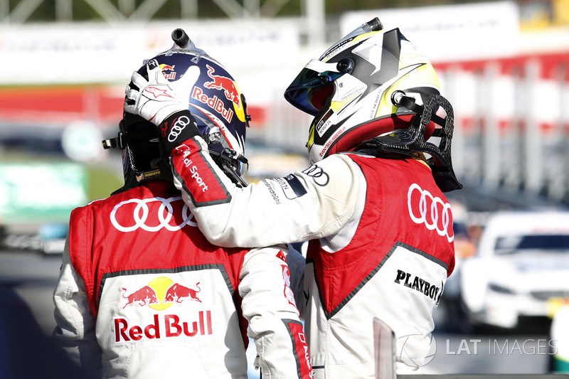 Маттіас Екстрьом, Audi Sport Team Abt Sportsline, Audi A5 DTM та НІко Мюллер, Audi Sport Team Abt Sportsline, Audi RS 5 DTM